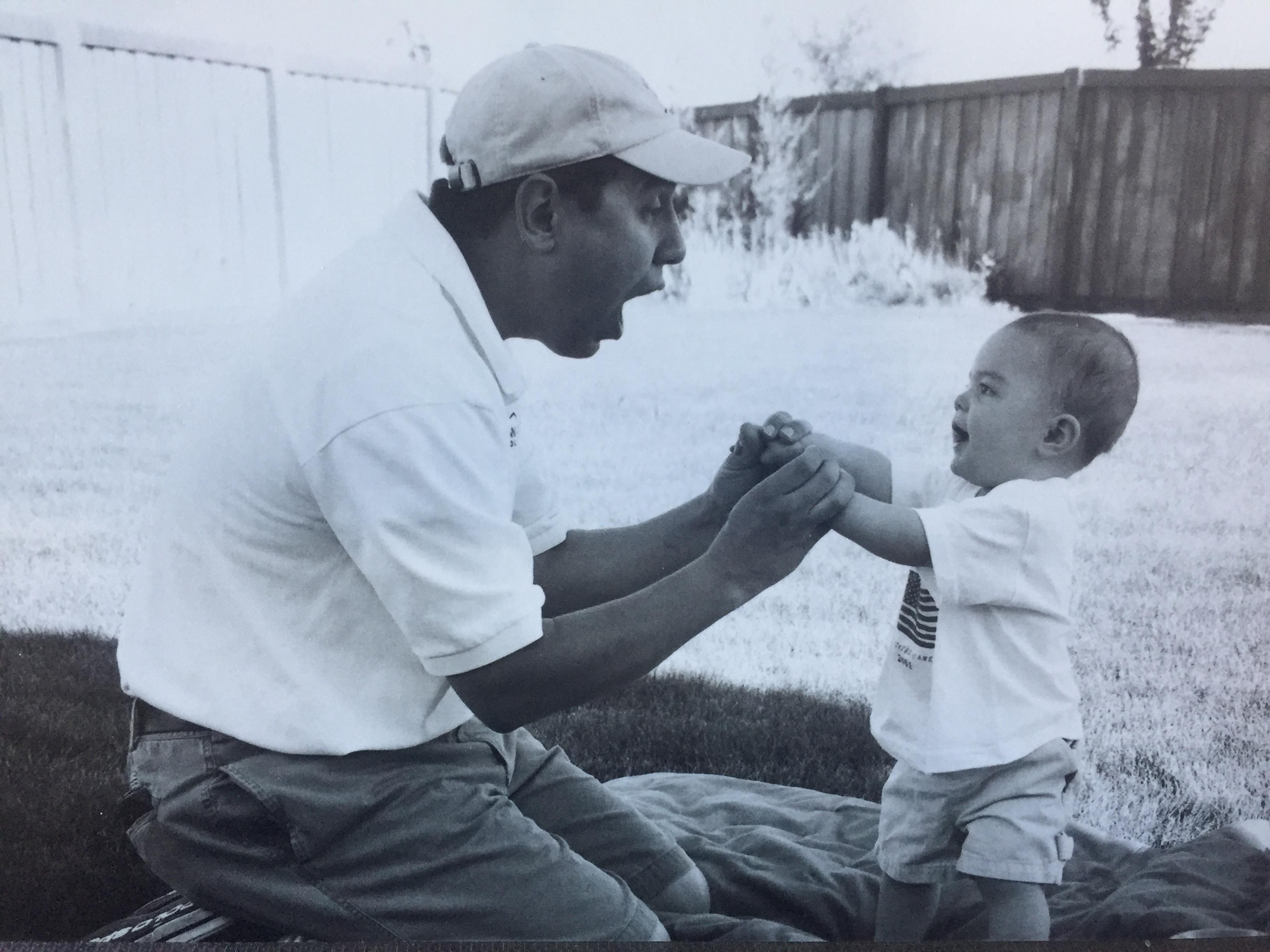 Fatherhood Father Dad
